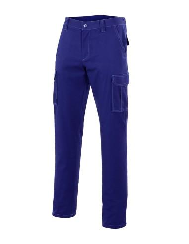 Pantalon multibolsillos