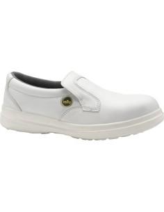Zapato TAJO EN ISO 20345 S2 SRC blanco