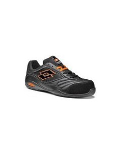 Zapato Lotto Energy 500 EN ISO 20345 S1P SRA HRO negro