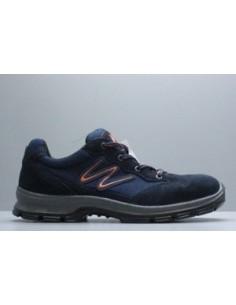 Zapato Lotto Sprint 501 EN ISO 20345 S1P SRC azul