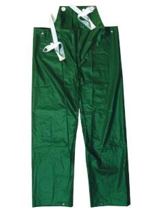 Pantalon con peto pvc-poliester