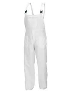 Pantalon Peto PINTOR 100% algodon blanco