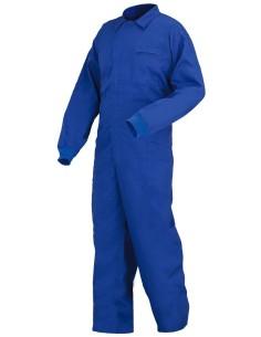 Buzo 100% algodon azulina
