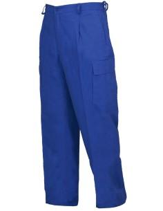 Pantalon 100% algodon azulina