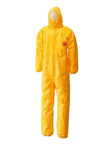 Buzo antiacido TYCHEM C Dupont amarillo