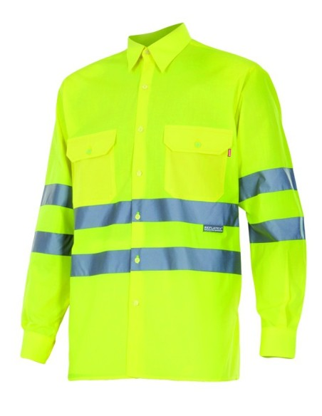 Camisas de Alta Visibilidad y Lluvia