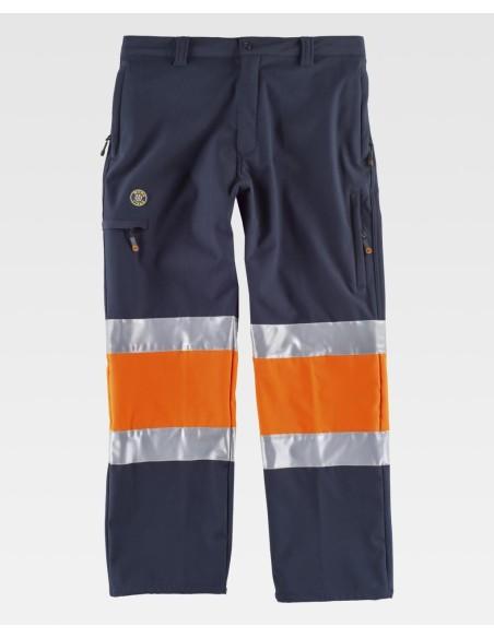 Pantalones de Alta Visibilidad y Lluvia